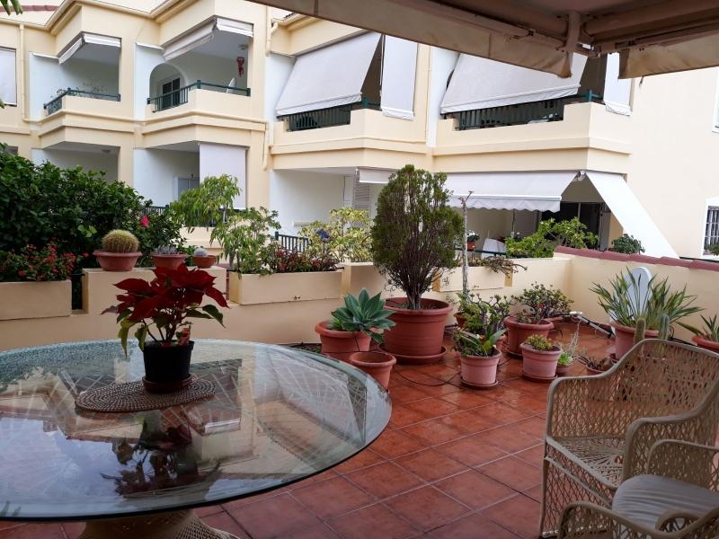 La Paz!!! Schöne Wohnung mit großer Terrasse, möbliert, hell und sonnig, Gemeinschaftspool,sehr ruhig Immobilie zur Miete - kanarenmakler