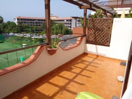 Gemütliches Studio mit großer Terrasse in Urbanisation La Paz. Immobilie zum Kauf - kanarenmakler